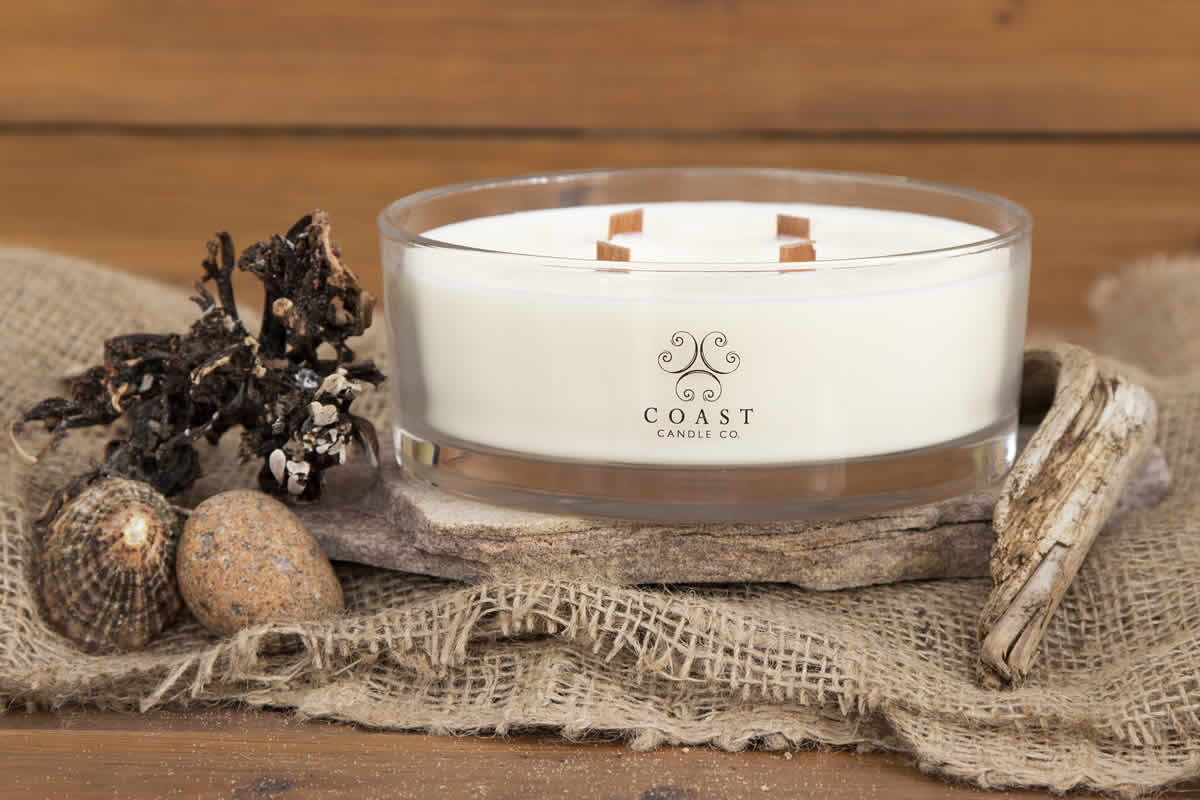 4-Wick Candle