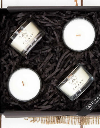 Box Set 4 Travel candles