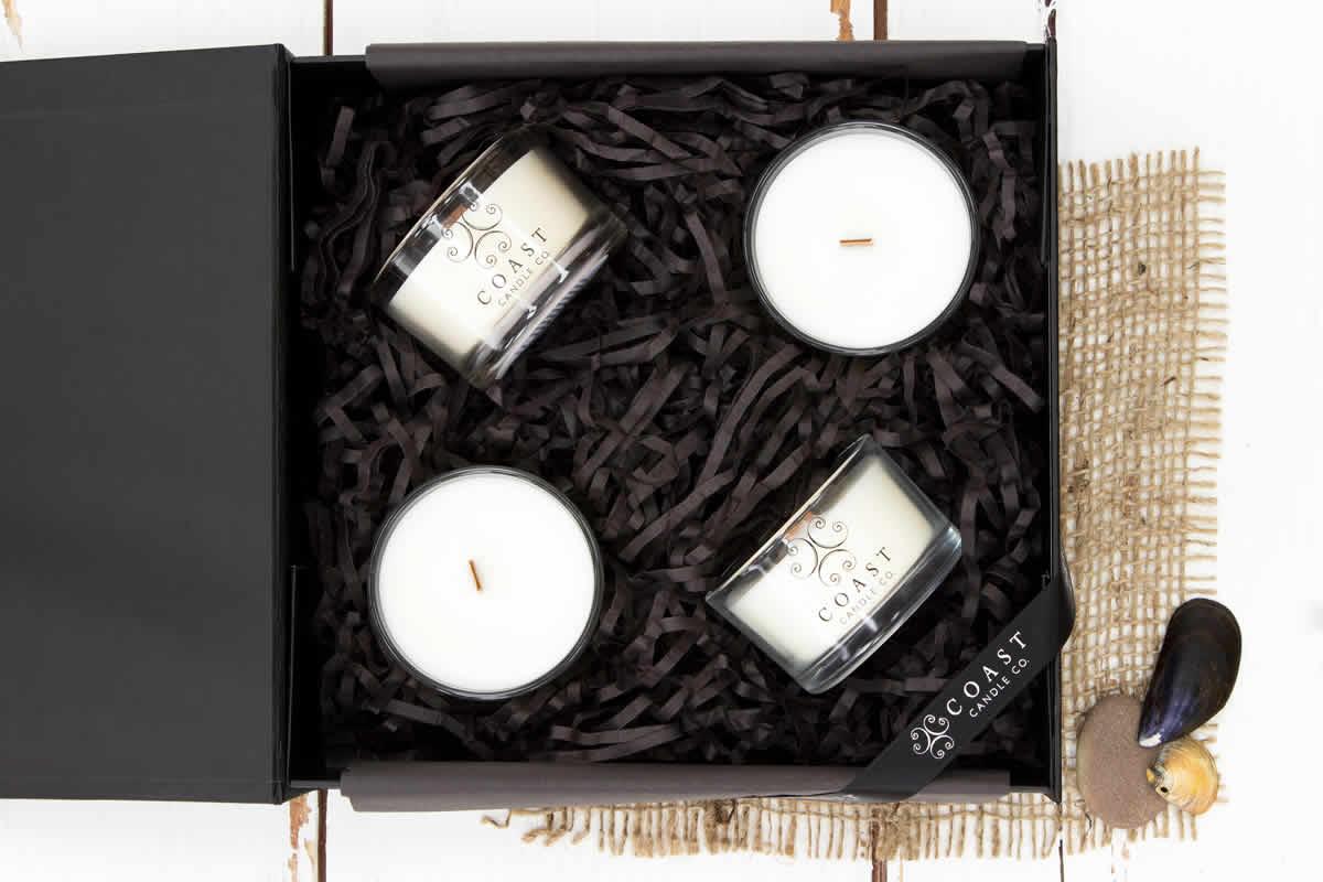 Box Set 4 Travel candles