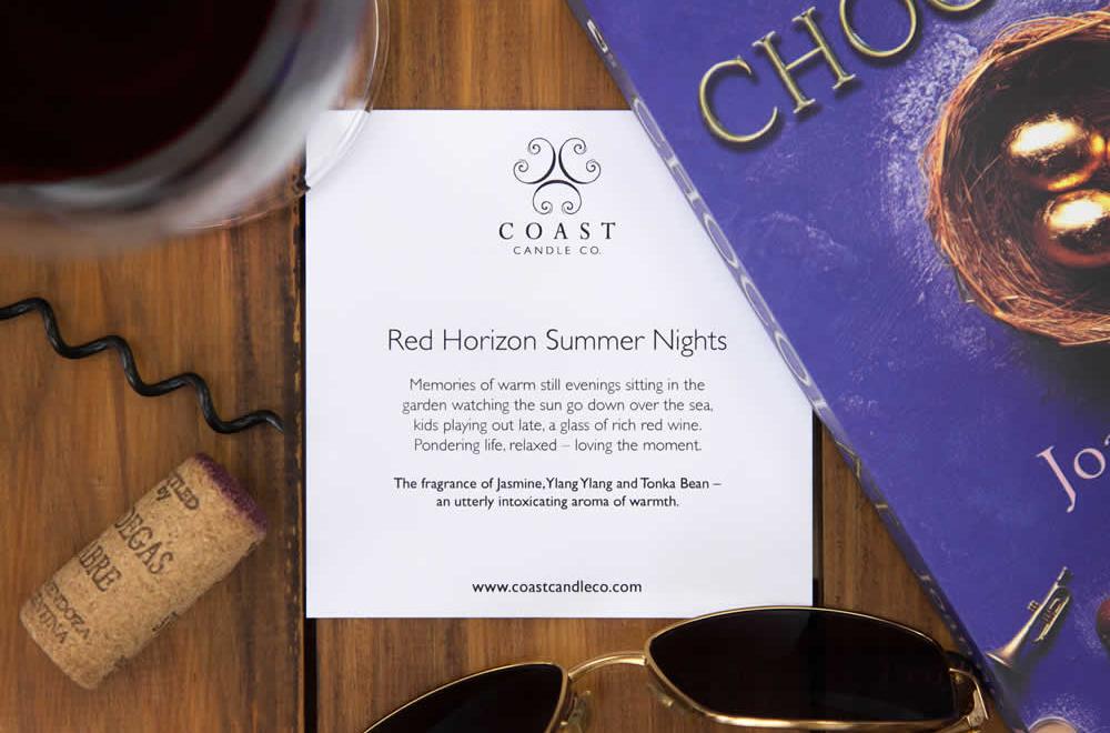 RED HORIZON SUMMER NIGHTS