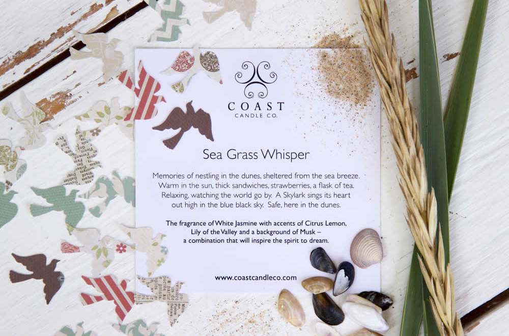 Sea Grass Whispers