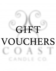 Coast Candle Co Gift Voucher