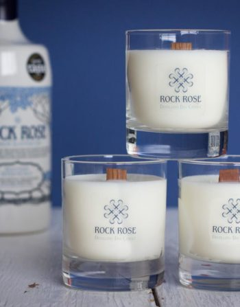 Rock Rose Gin Tumber Candle