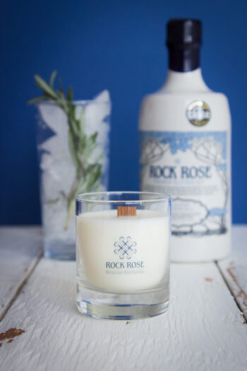 Rock Rose 1 Wick Candle