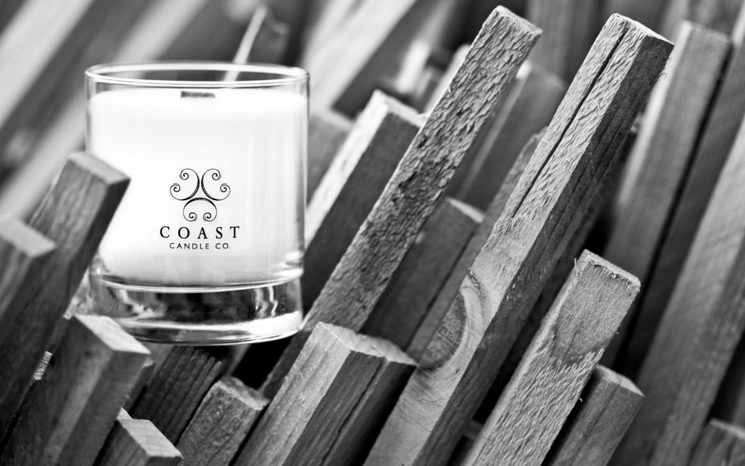 Caring for your Coast Candle