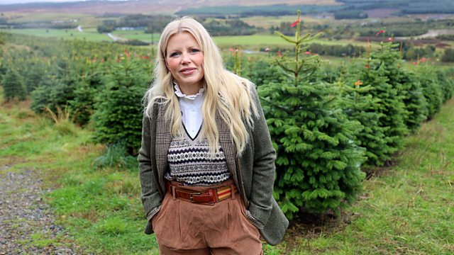 Ellie Harrison of Countryfile